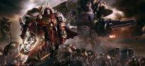 Wie spielen sich die Schlachten zwischen Space Marines, Eldar und Orks?