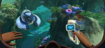 Subnautica: Unterwasser-Survival-Abenteuer auf PS4 und Xbox One gestartet