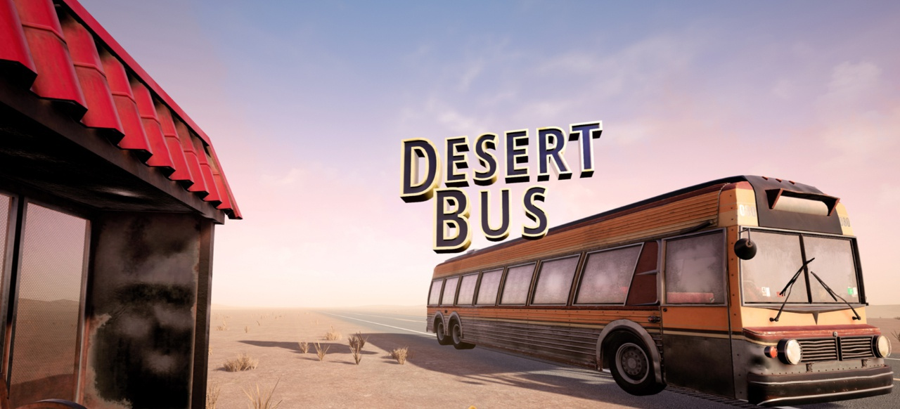 Desert Bus (Simulation) von Gearbox Software