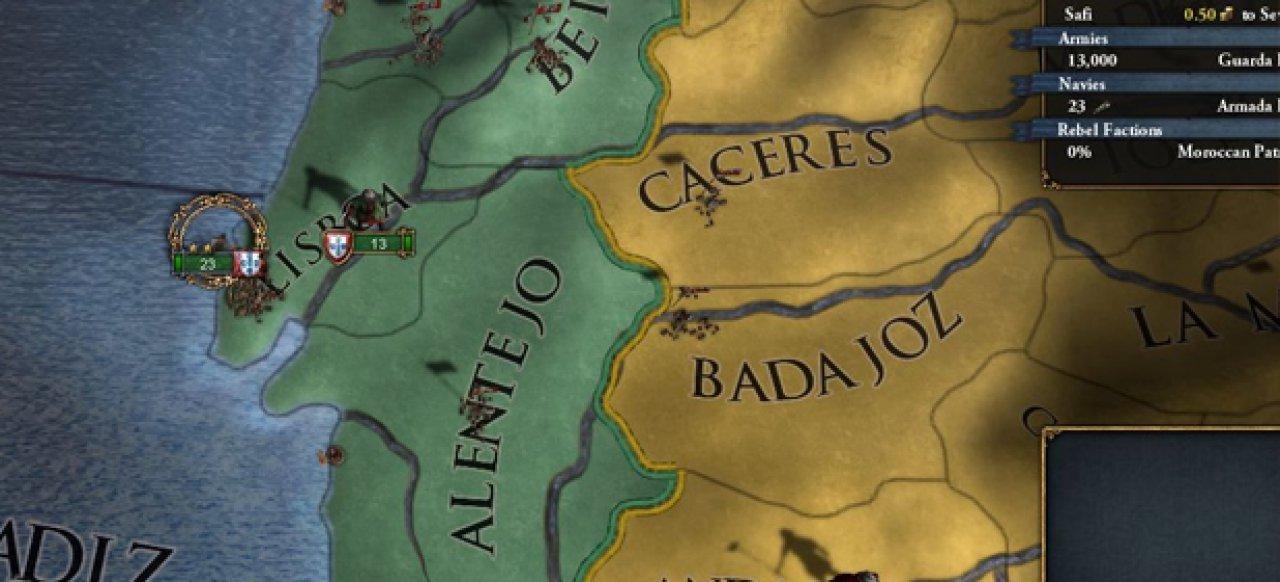 Europa Universalis 4: El Dorado (Strategie) von Paradox Interactive