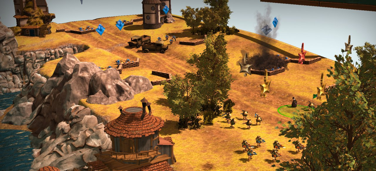 Quar: Battle for Gate 18 (Strategie) von