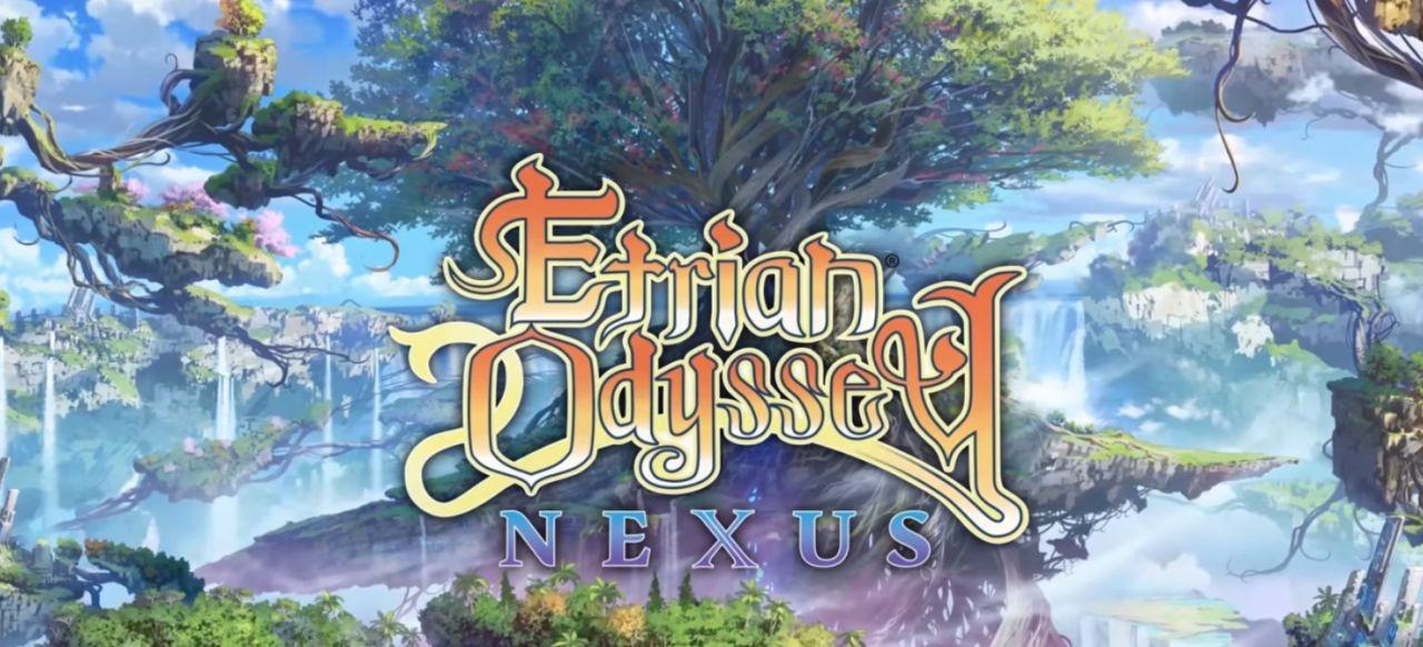 Etrian Odyssey Nexus (Rollenspiel) von Atlus / Koch Media