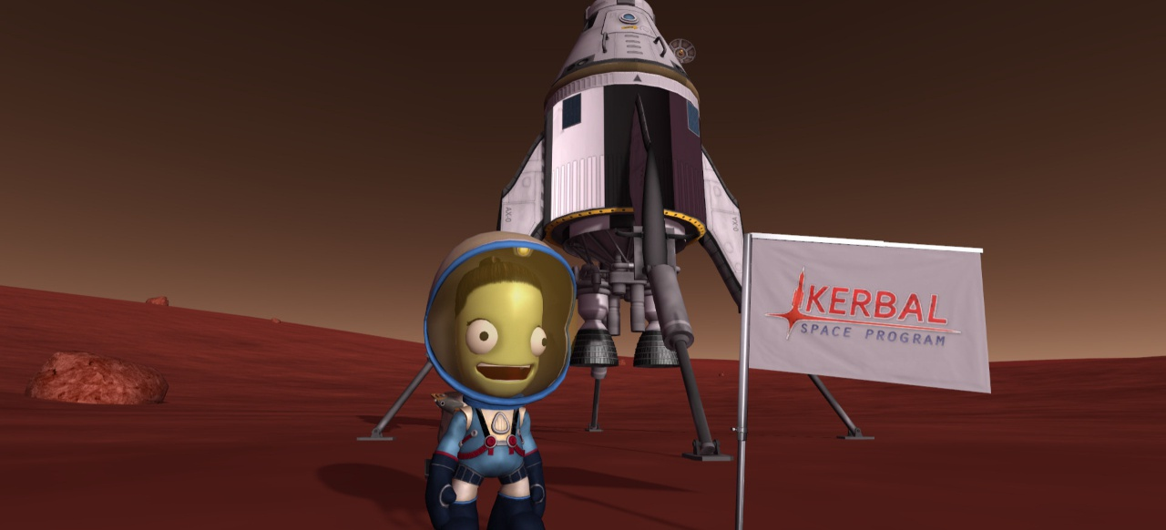 Kerbal Space Program: Making History Expansion (Simulation) von