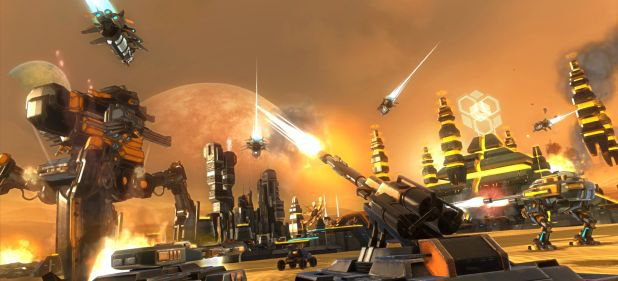 Etherium (Strategie) von Focus Home Interactive