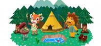 Animal Crossing: Pocket Camp: Zeltplatz-Manager für Android und iOS in Europa verfügbar