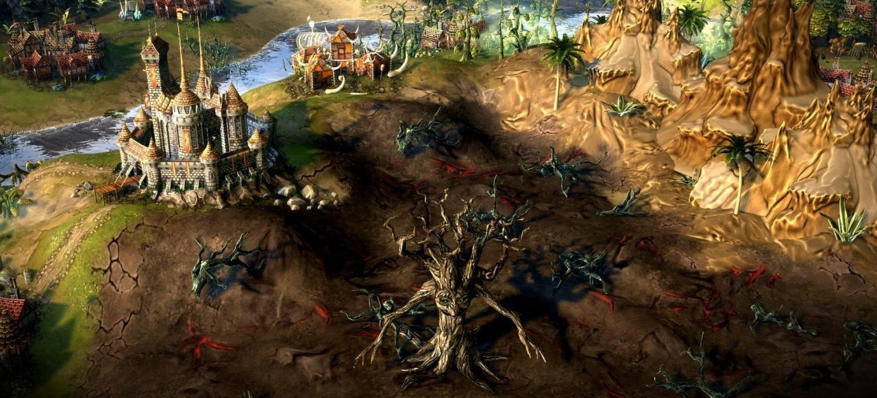 Eador: Masters of the Broken World (Strategie) von Crimson Cow