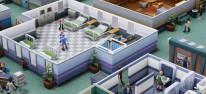 """Two Point Hospital: Erweiterung """"Bigfoot"""" und Update mit deutscher Sprachausgabe stehen bereit"""
