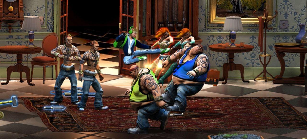 Raging Justice (Action) von Team17