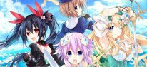 Four Goddesses Online: Cyber Dimension Neptune: Neues Neptunia-Rollenspiel f�r PS4 angek�ndigt
