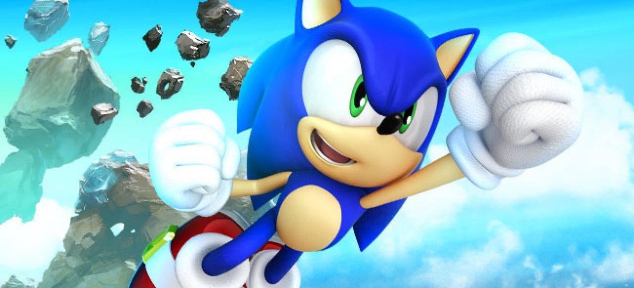 Sonic Jump Fever (Geschicklichkeit) von SEGA