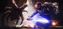 BioWare präsentiert grafisch beeindruckendes Science-Fiction-Abenteuer