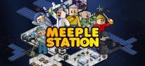 Meeple Station: Early-Access-Start der Simulation einer Raumstation