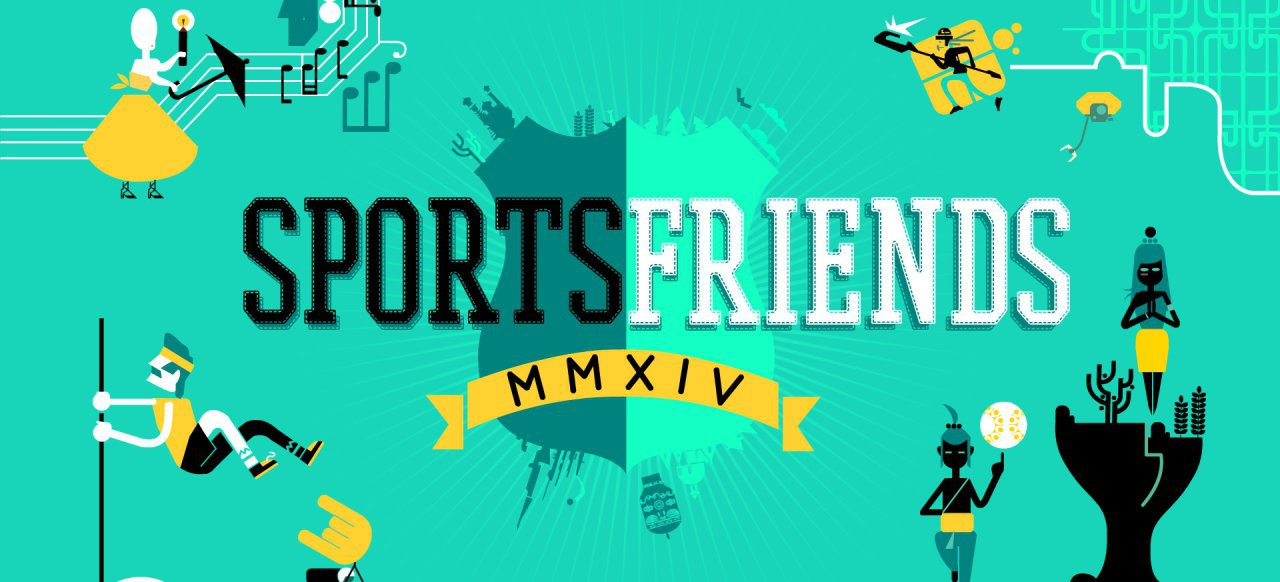 Sportsfriends (Action) von