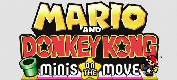 Mario and Donkey Kong: Minis on the Move (Geschicklichkeit) von Nintendo