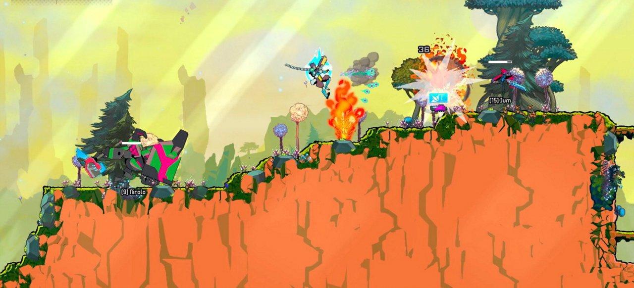 StarBreak (Geschicklichkeit) von Crunchy Games