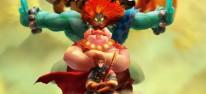 Unruly Heroes: 2D-Action-Abenteuer ehemaliger Rayman-Entwickler für PC, Switch und Xbox One veröffentlicht