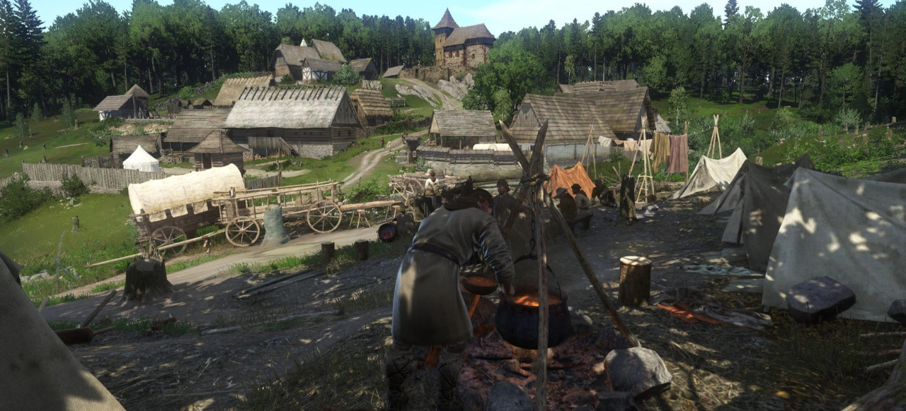 Kingdom Come: Deliverance - From the Ashes (Rollenspiel) von Warhorse Studios / Koch Media