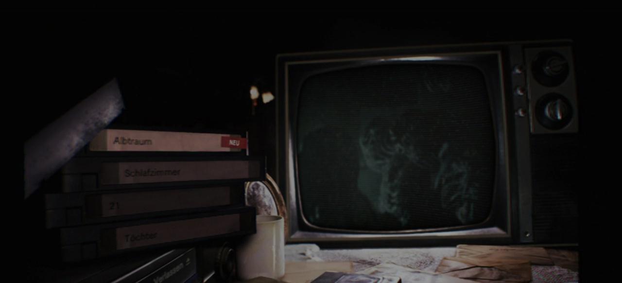 Resident Evil 7: Verbotenes Filmmaterial 1 (Action) von Capcom