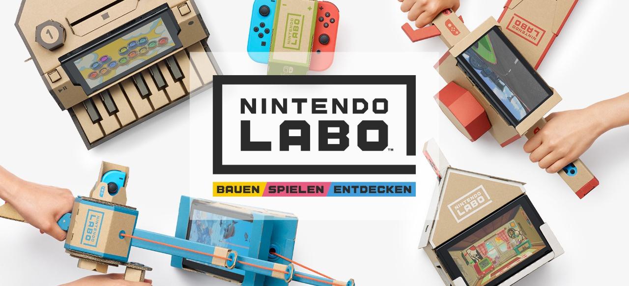 Nintendo Labo: Toy-Con 01: Multi-Kit (Hardware) von Nintendo