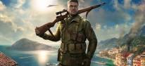 Sniper Elite 4: Video-Eindrücke des ersten Teils der Mini-Kampagne Deathstorm