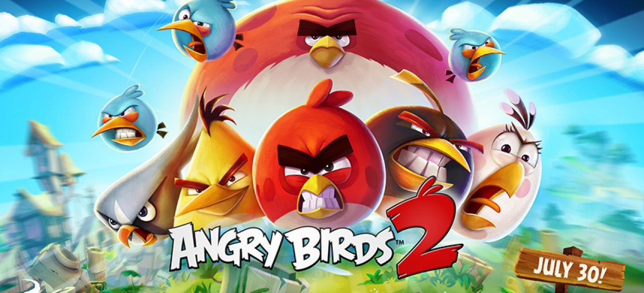 Angry Birds 2 (Geschicklichkeit) von