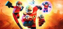 Lego Die Unglaublichen: Verbrechenswellen-Missionen im Trailer; Switch-Version verspätet