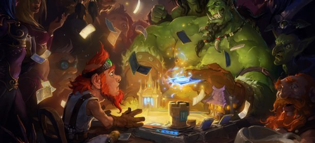 Hearthstone (Strategie) von Blizzard Entertainment