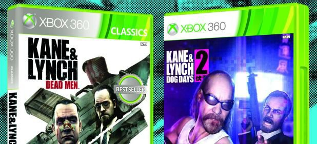 Kane & Lynch Collection (Action) von Square Enix