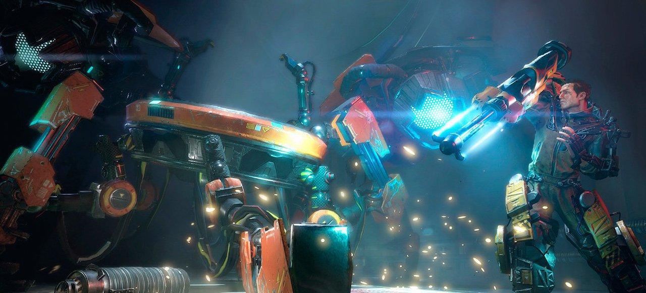 Brachiale Nahkämpfe in futuristischer Spielwelt