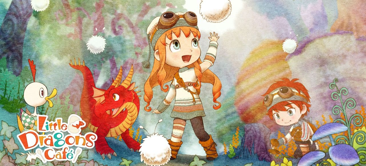 Little Dragons Café (Simulation) von Rising Star Games