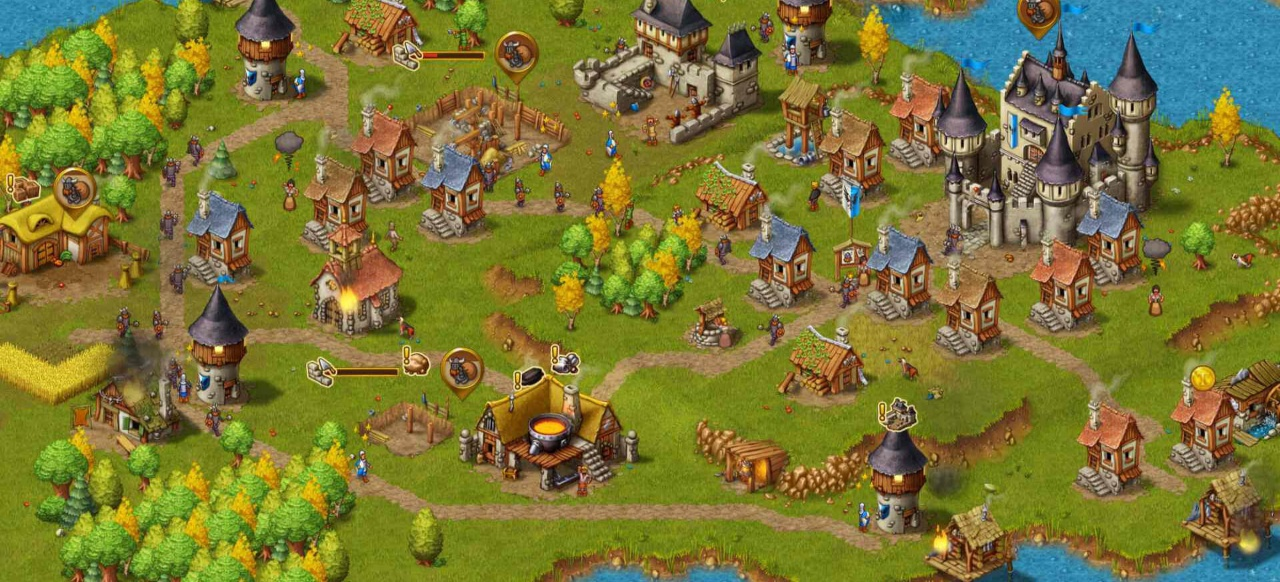 Townsmen (Strategie) von Headup Games