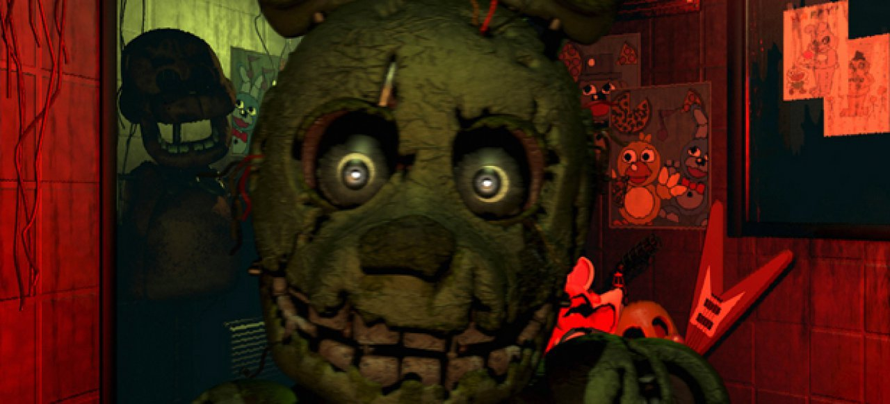 Five Nights at Freddy's 4 (Adventure) von Scott Cawthon