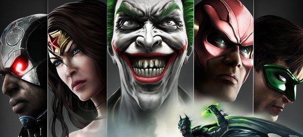 Injustice: G�tter unter uns (Action) von Warner Bros. Interactive Entertainment