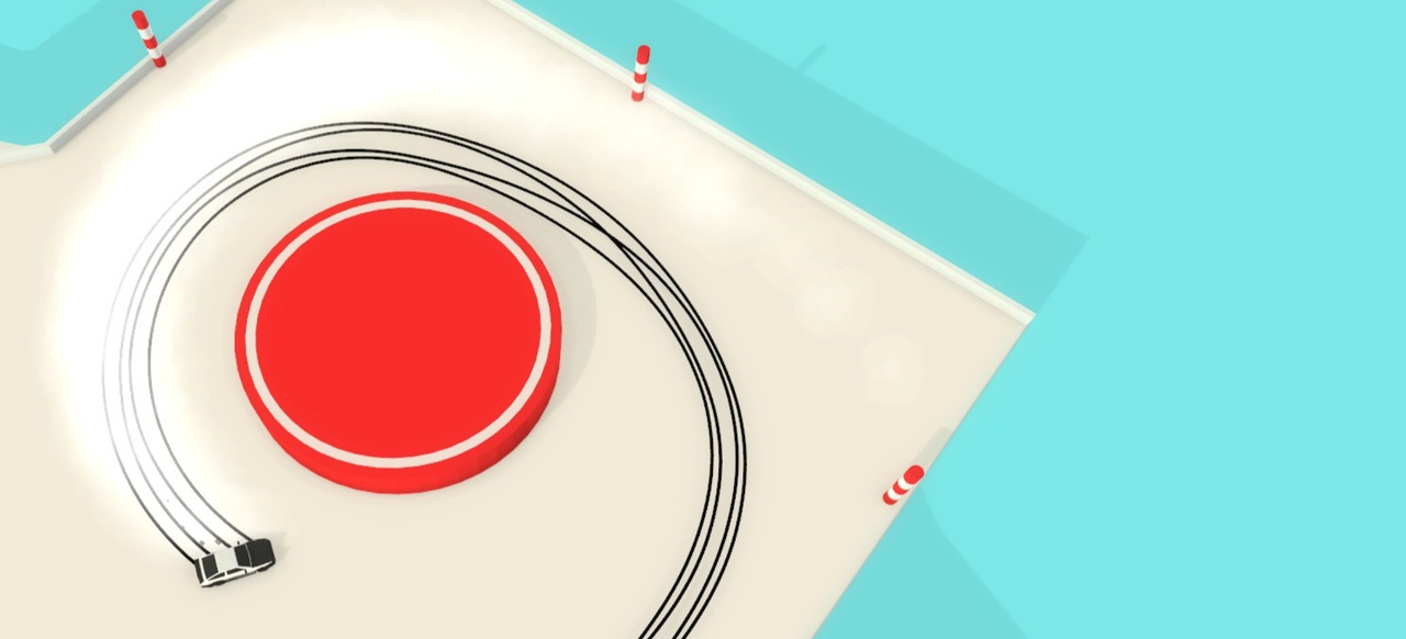Absolute Drift (Rennspiel) von Funselektor Labs