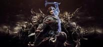 """Mittelerde: Schatten des Krieges: Nemesis-Erweiterung """"Stamm der Schlächter""""; Update mit """"Endloser Belagerung"""""""
