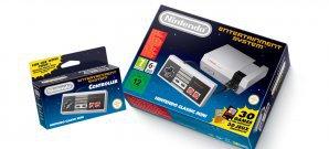 Minikonsole von Nintendo ohne Online-Funktionen