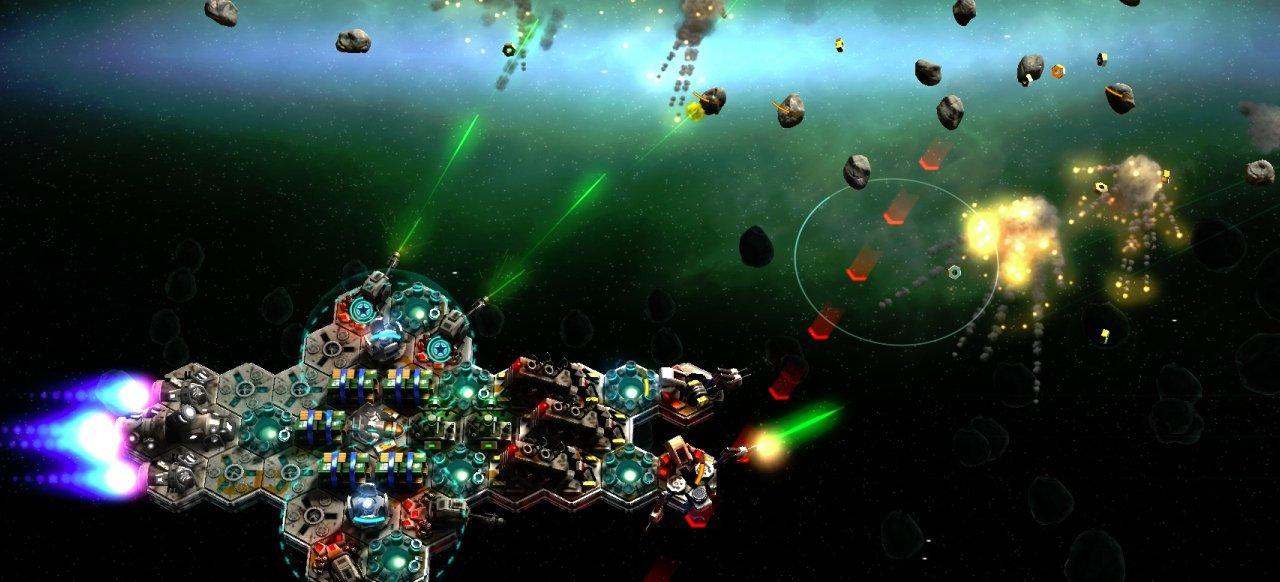 Space Run (Strategie) von Focus Home Interactive