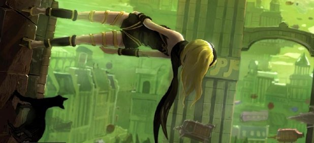 Gravity Rush (Action) von Sony