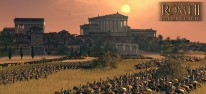 Total War: Rome 2 - Empire Divided: Spielszenen aus der Erweiterung: Aurelian versucht Italien zurückzuerobern
