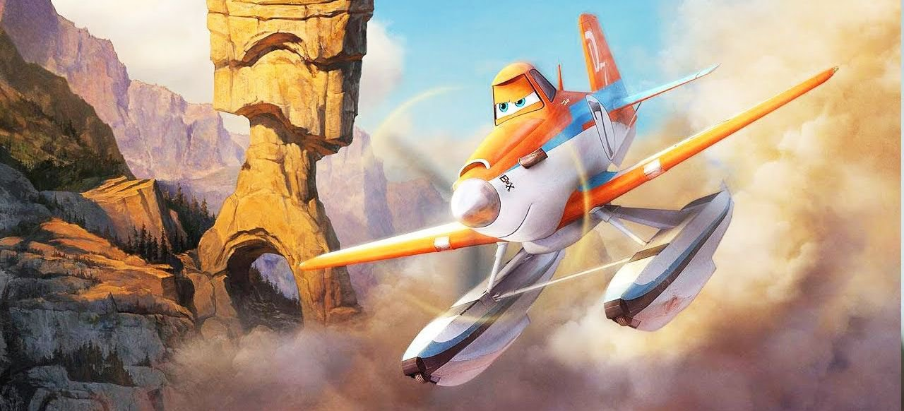 Planes 2: Immer im Einsatz (Action) von Little Orbit / Bandai Namco