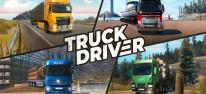 Truck Driver: Vidoe zeigt Spielszenen der virtuellen LKW-Fahrten