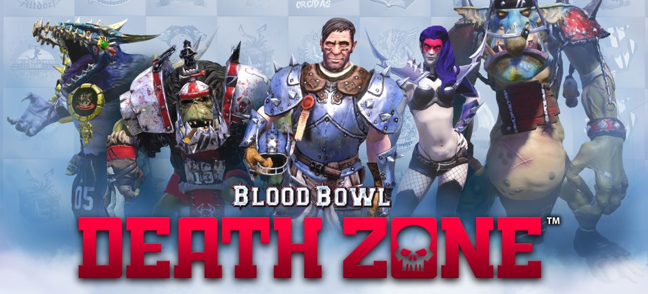 Blood Bowl: Death Zone (Sport) von Bigben Interactive
