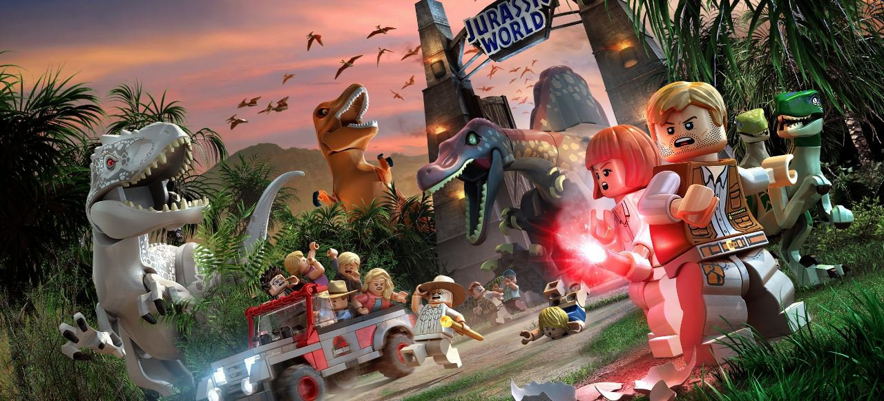 Lego Jurassic World (Action) von Warner Bros. Interactive Entertainment