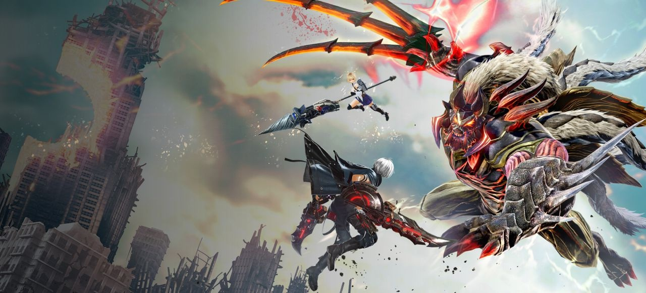 God Eater 3 (Rollenspiel) von Bandai Namco Entertainment