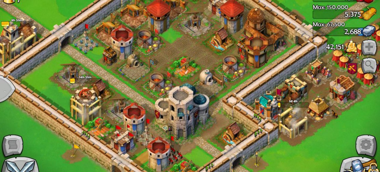 Age of Empires Castle Siege (Strategie) von Microsoft