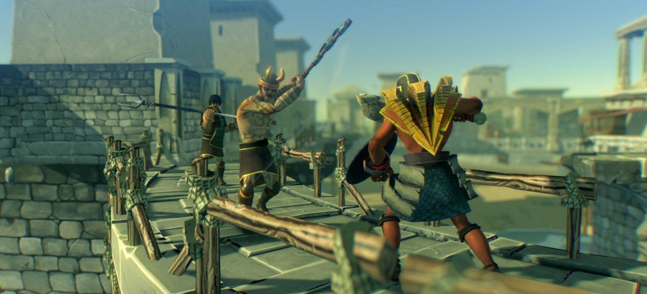 Pharaonic (Rollenspiel) von Milkstone Studios / SOEDESCO