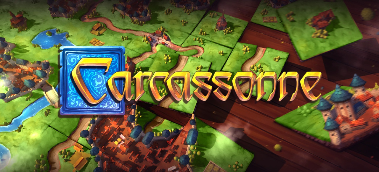Carcassonne (Strategie) von Asmodee Digital
