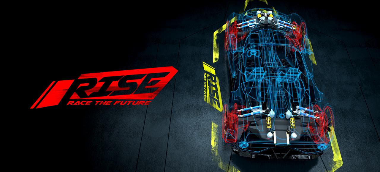 RISE: Race the Future (Rennspiel) von VD-DEV