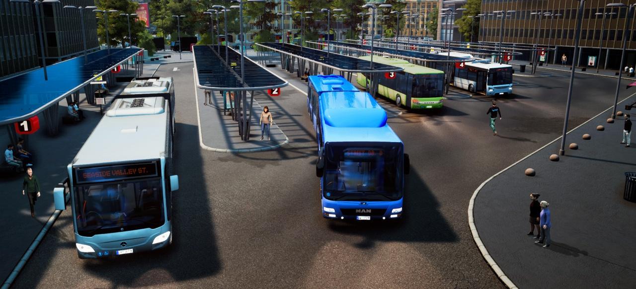 Bus Simulator 18 (Simulation) von astragon Entertainment GmbH