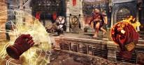 Zaubersprüche und Feuerbälle als VR-Waffen
